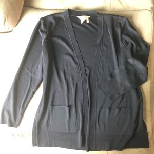 Exclusively Misook Jacket open front size XL